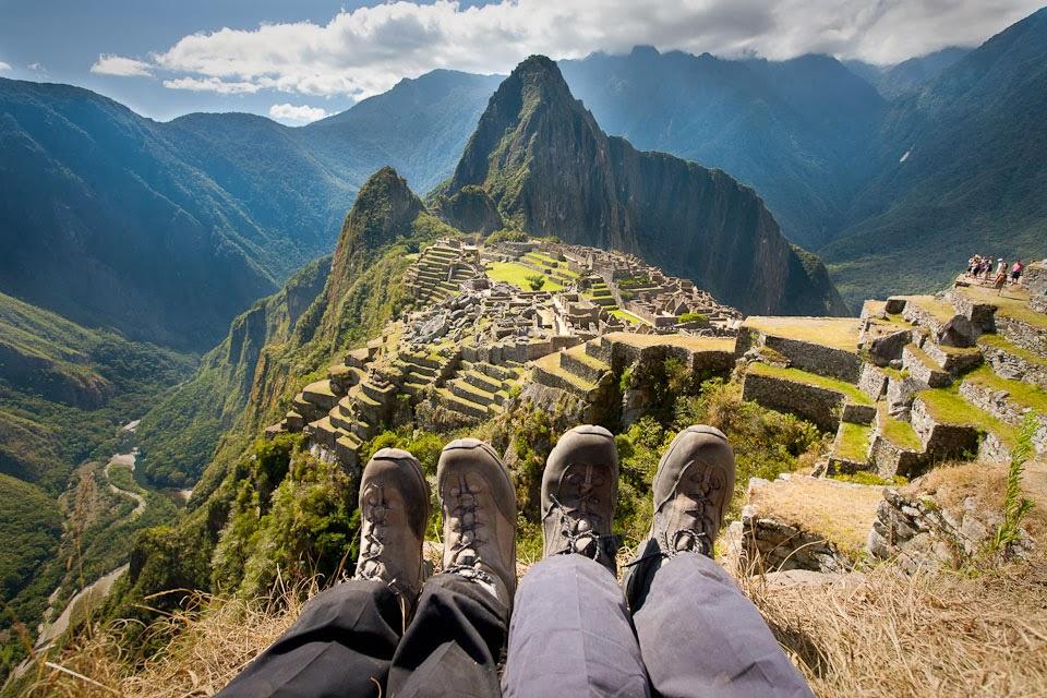 Machu Picchu, Peru. (Wajib nyusul ke sini!)
