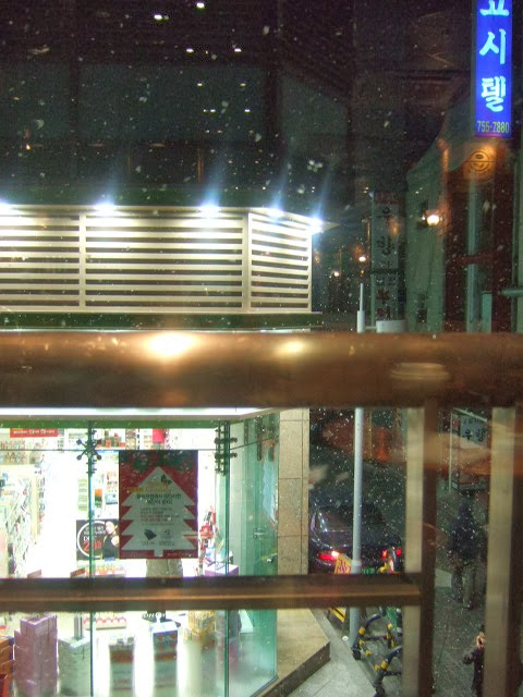 Snowdrop dari The Coffee Bean Myeongdong, Seoul