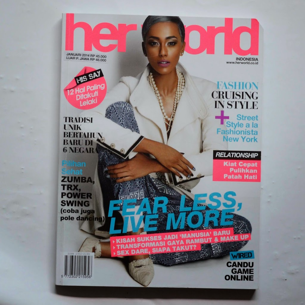 Herworld Indonesia January 2014 Issue