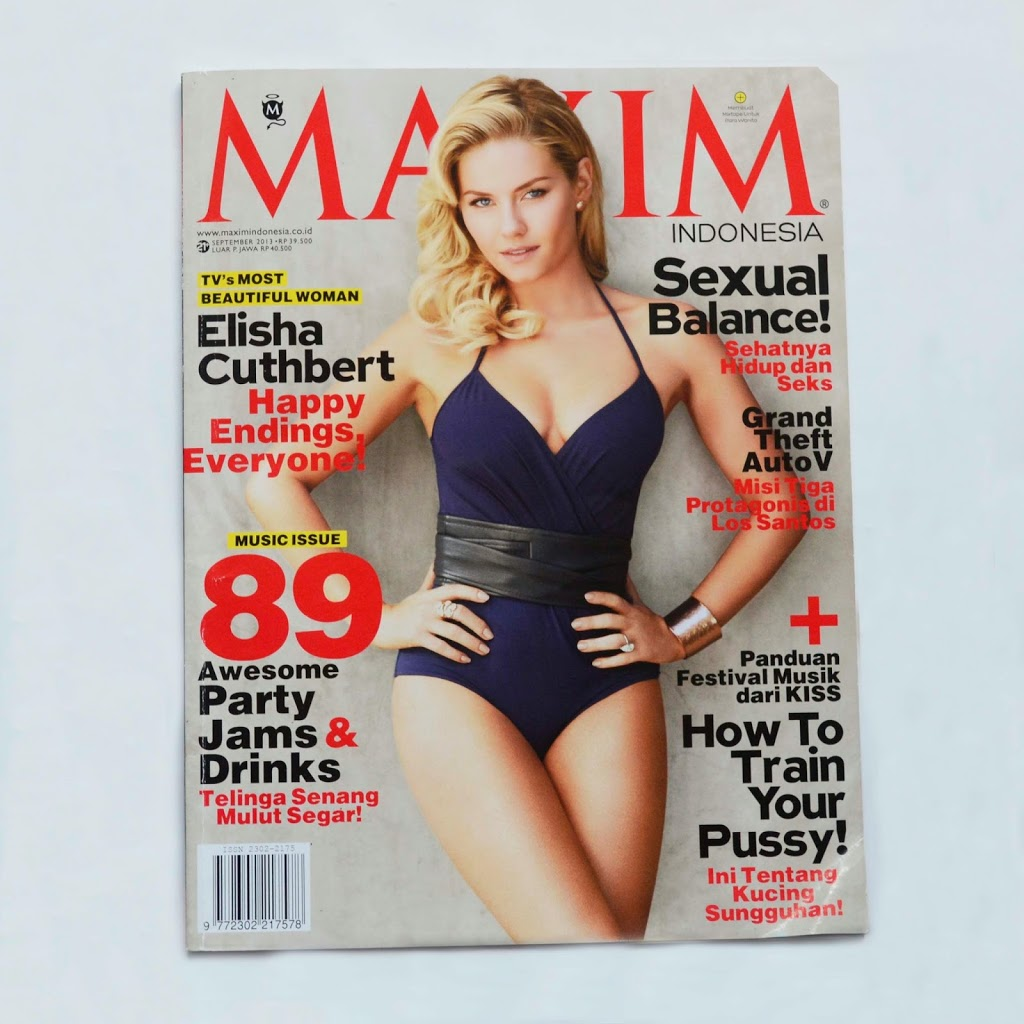 Maxim Indonesia September 2013 Issue