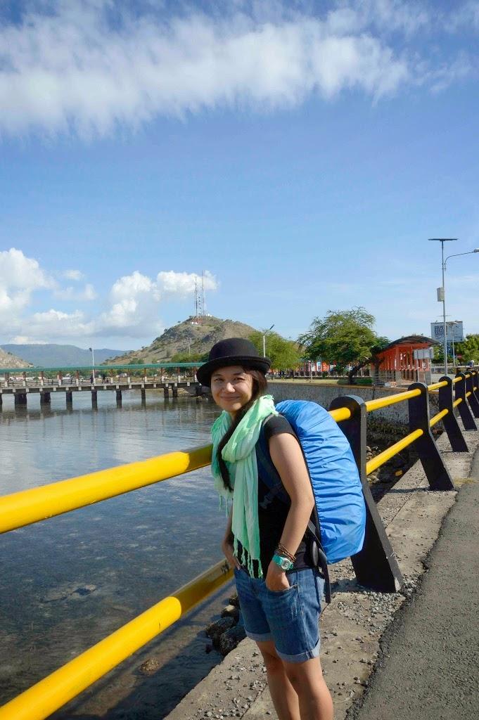 Selamat datang di Pelabuhan Pototano, Sumbawa Barat.