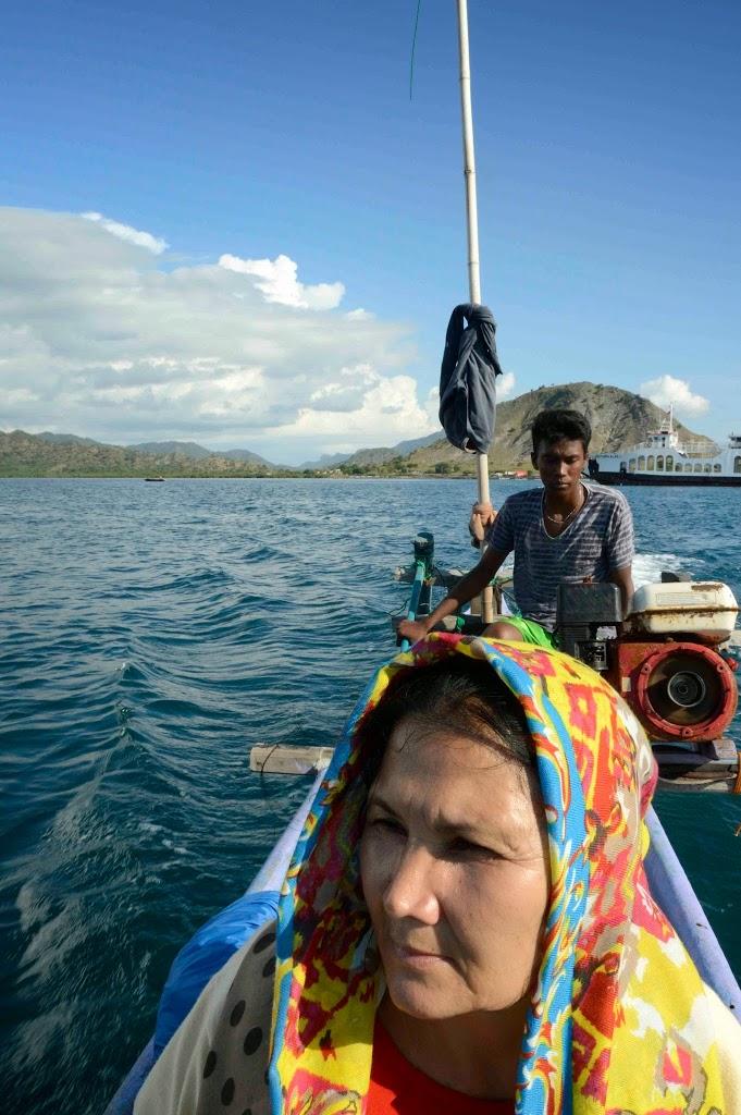 Mami dan si Abang Perahu
