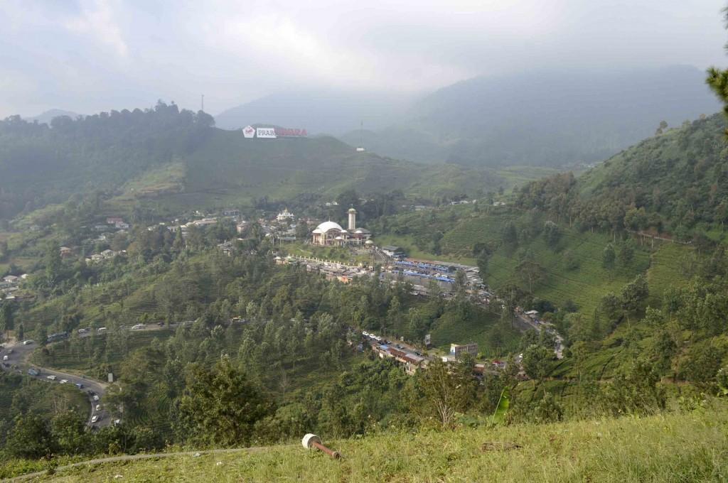 View dari Bukit Gantole