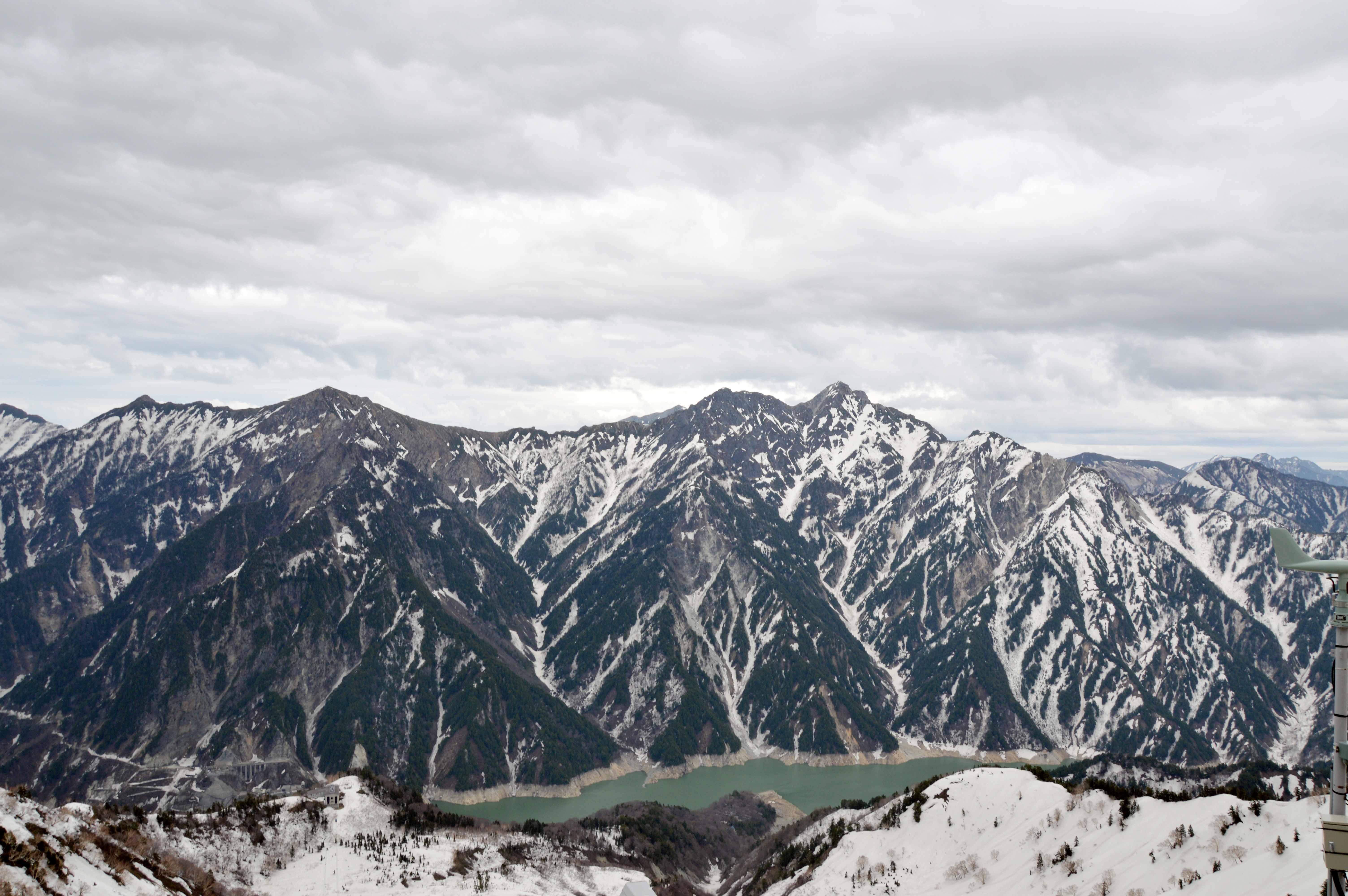 panorama dari Daikanbo