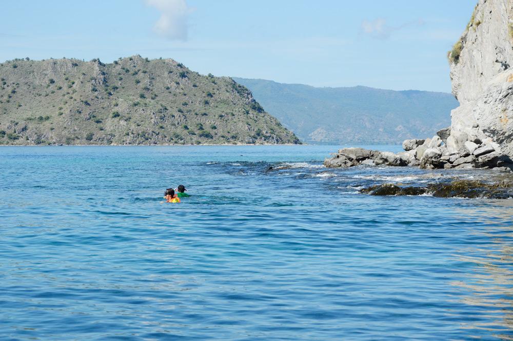 Snorkeling di Pulau Mandiki