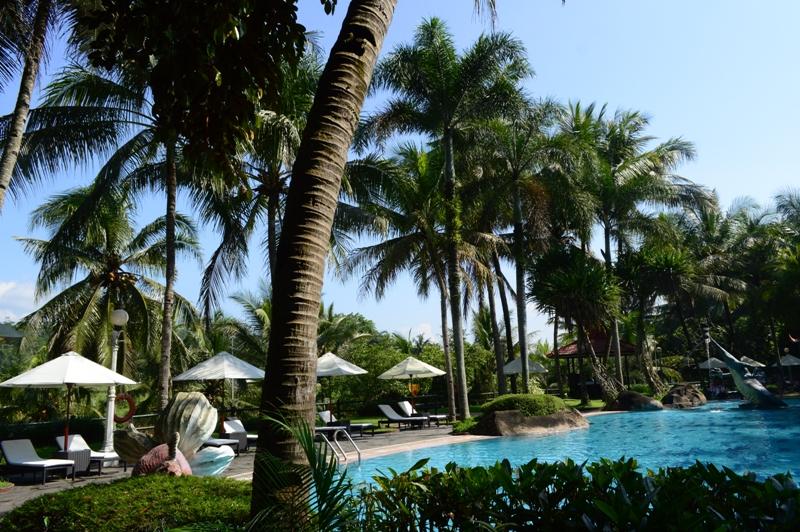 Serasa di Bali, ya?