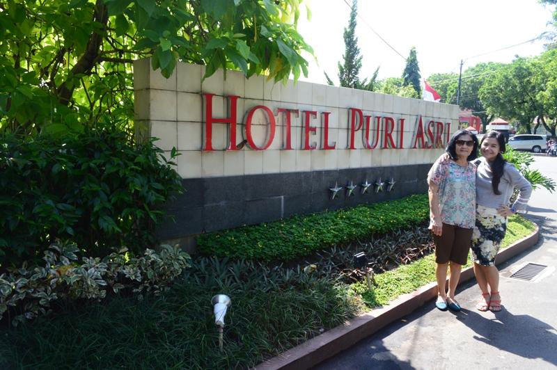 Terima kasih Hotel Puri Asri!