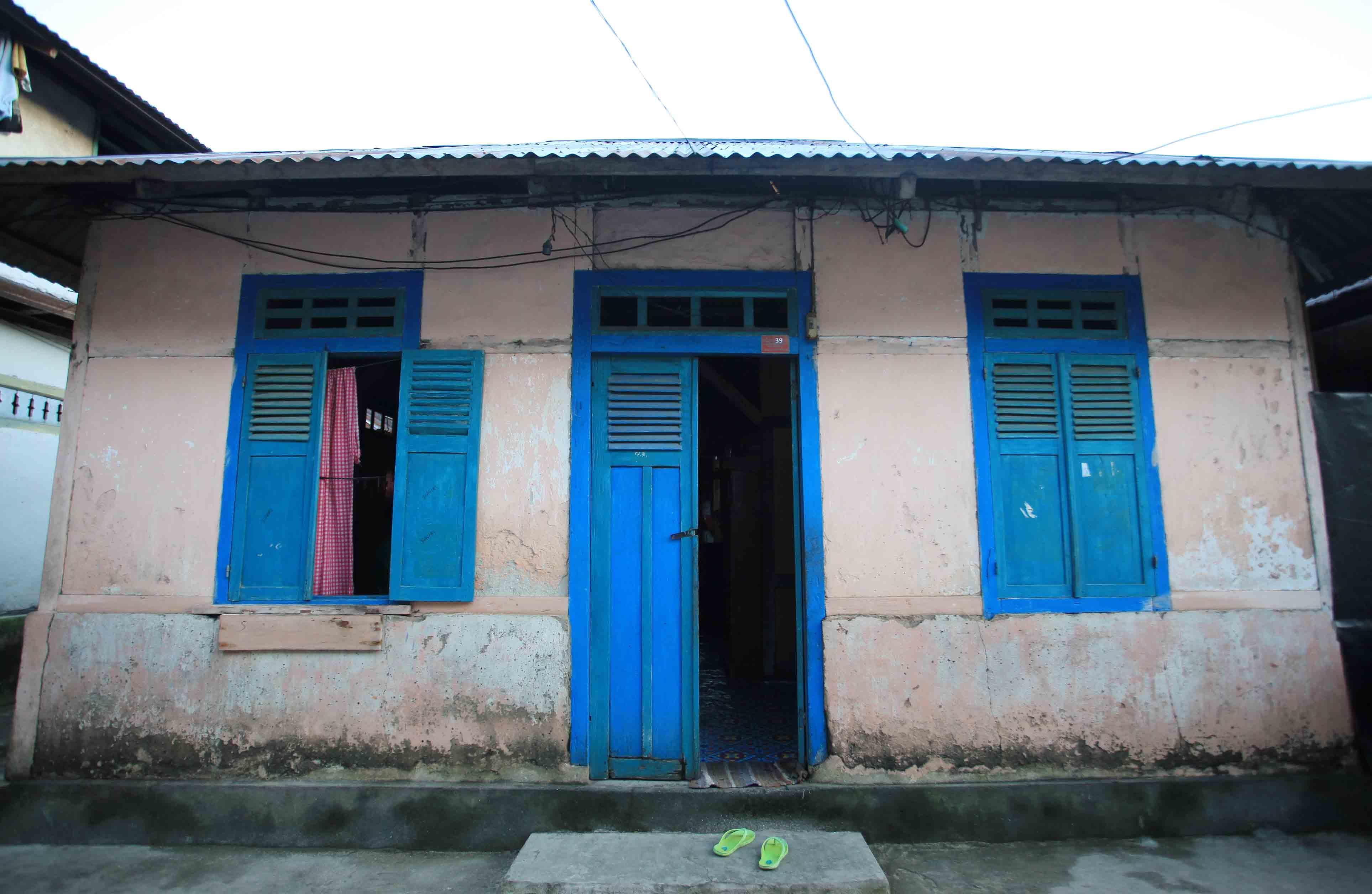 Rumah di Desa Sawai