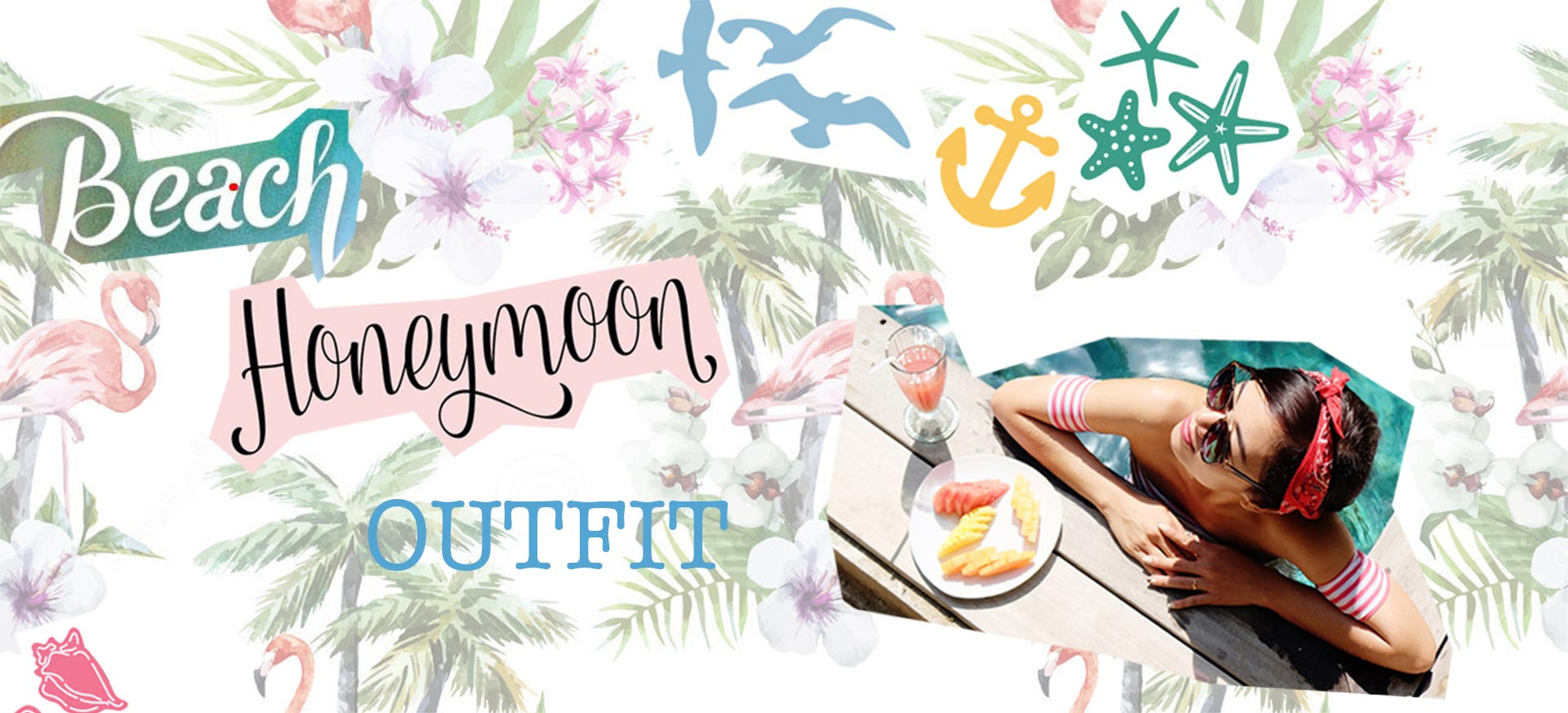 beach honeymoon outfit inspiration
