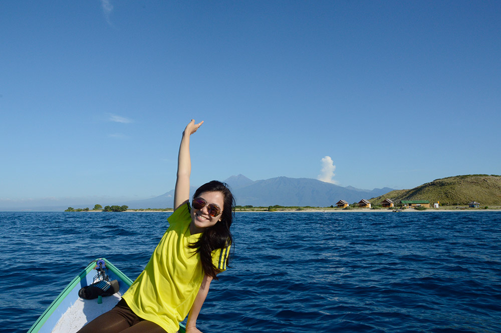 gili balu - pulau paserang