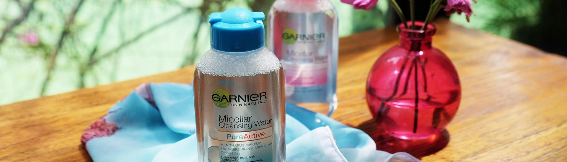 ohelterskelter.com garnier micellar water