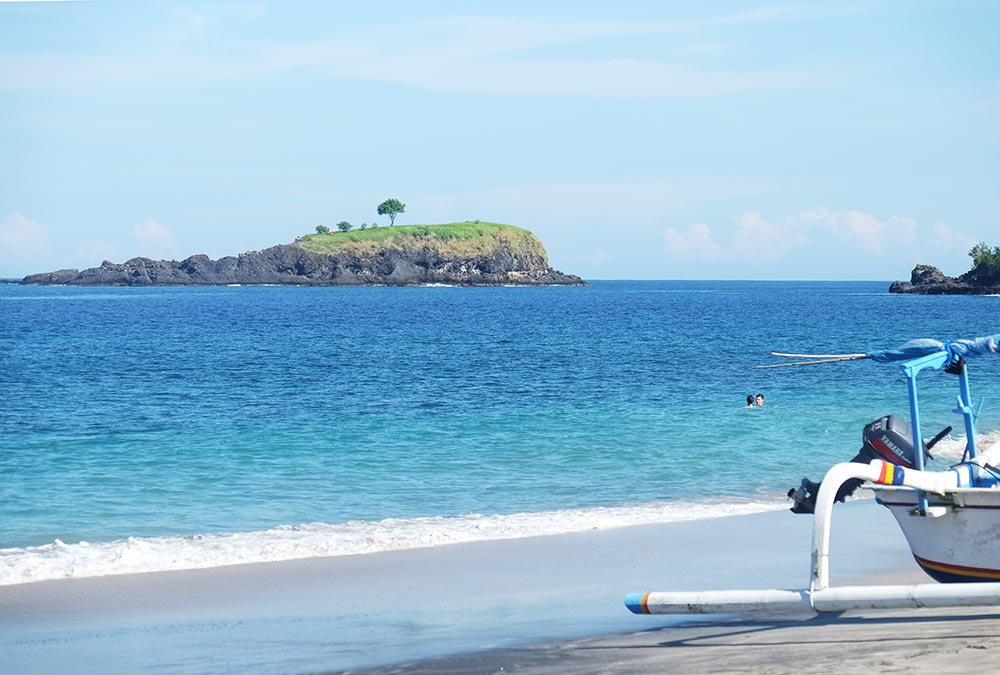virgin beach bali