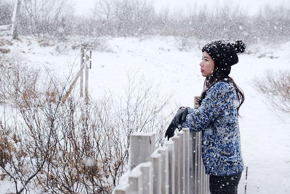 winter trip iceland