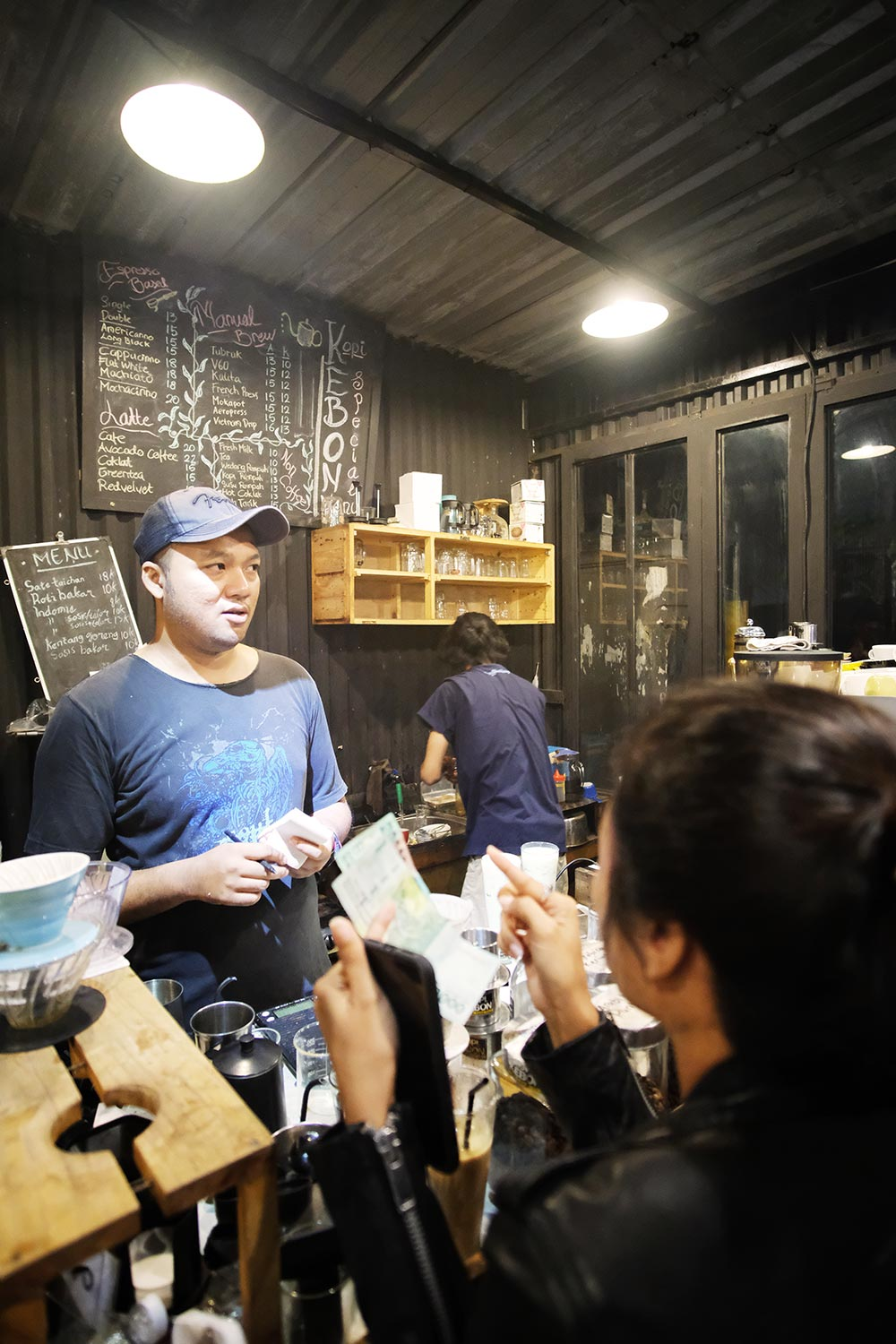 ohelterskelter.com coffee shop purwokerto