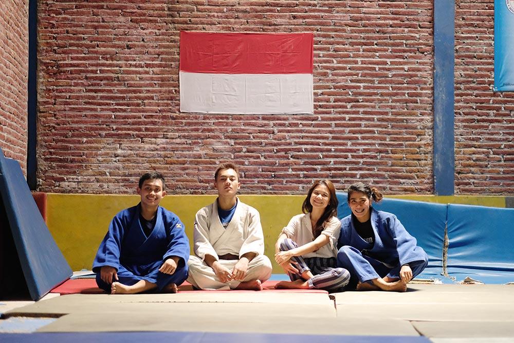 ohelterskelter.com blind judo indonesia