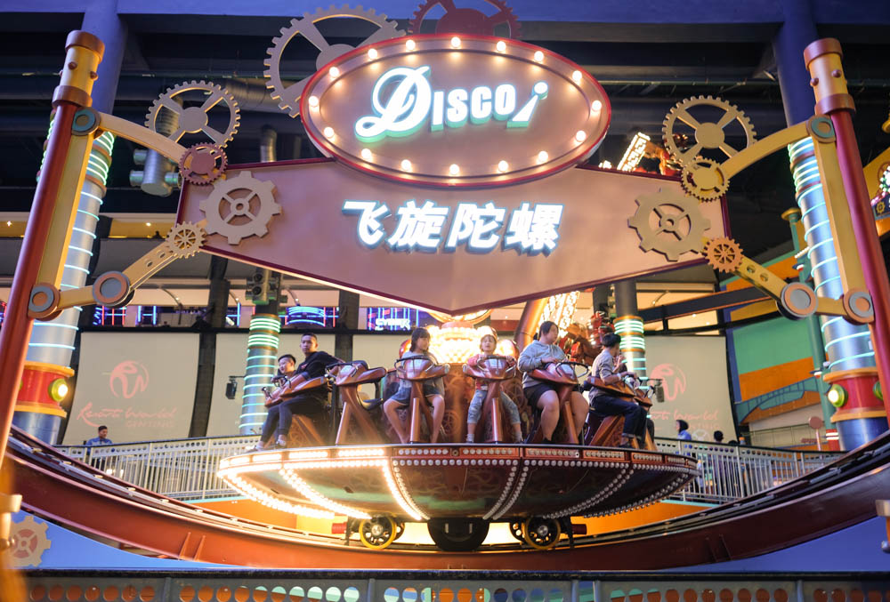 ohelterskelter.com resorts world genting